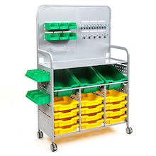 Gratnells Makerspace Trolley  medium