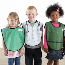 People Who Help Us Role Play Tabards 6pcs  medium