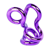 Metallic Tangle Fidget  small