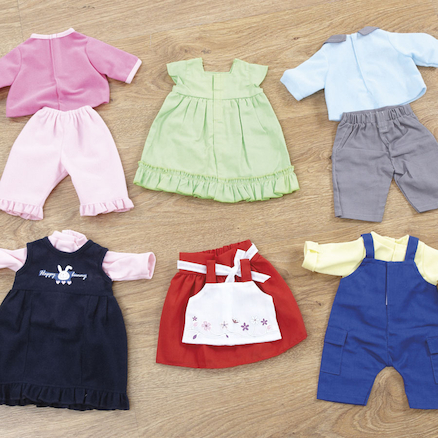 Role Play Dolls Clothes 35cm  large