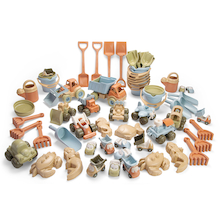 Bioplastic Sand & Water Activity Kit 62pk  medium