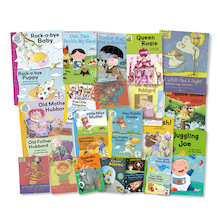 Year 1 and 2 Reading with Rhyme Books 20pk  medium