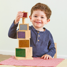 Glitter Stacker Tower  medium