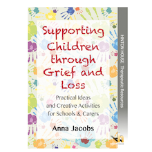 Support Children Through Grief and Loss Book  medium