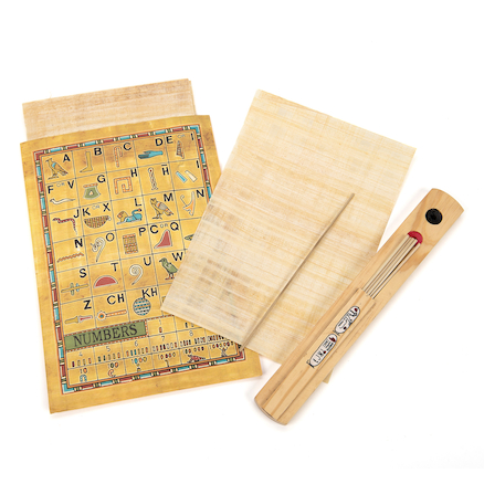 Egyptian Scribes Writing Set  large