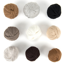 Cotton Rag Yarn Assorted 9 x 6m  medium