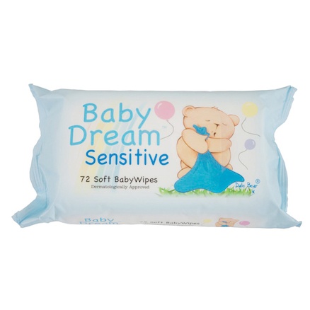 Sensitive Baby Wipes  large