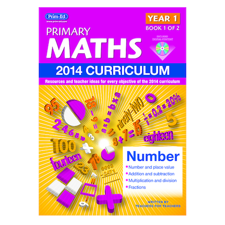 Primary Maths Fluency Books  large