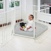2 in 1 Metal Folding Playpen and Room Divider  small