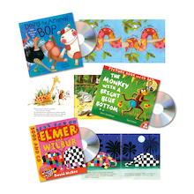 Book and CD Guided Pack KS1 - B  medium