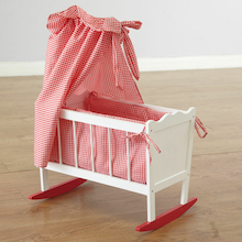 Role Play Doll's Cot  medium