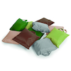 Lightweight Assorted Natural Cushions 10pk  small