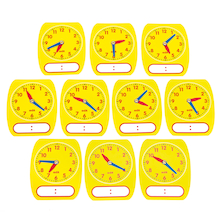 Write on Wipe Off Clock  medium