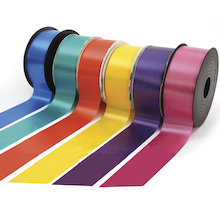 Rainbow Weaving Ribbon 6pk  medium