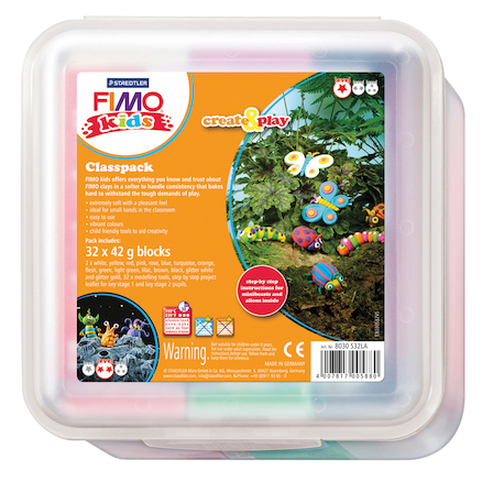 Staedtler FIMO Clay Classpack  large