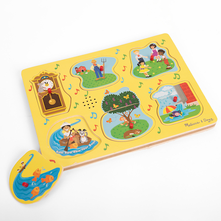 Sing Along Nursery Rhymes Jigsaw  large