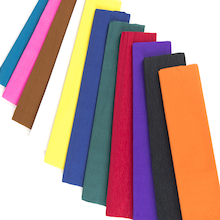 Crepe Paper Assorted Pack  medium