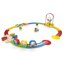 Toddler Rainbow Train Set  medium