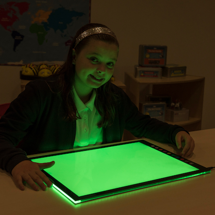 Colour Changing Light Panel  large