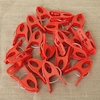 Giant Pegs Red 20pk  small