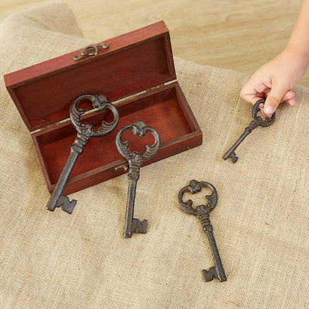 Magical Metal Key Collection  large