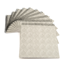 Pisces Heavy Duty Spiral Sketchbooks 300mm Square 140gsm  medium