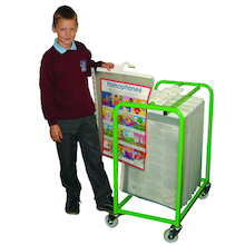 Mobile Big Book Stand  medium
