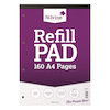 A4 Graph Refill Notepad 160 Pages 6pk  small