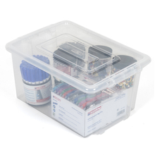 Stack and Store Plastic Storage Box Lid  medium
