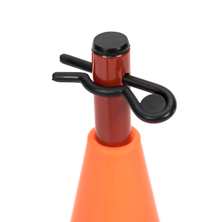 Flexible Plastic Marker Cone Set 20pk  large