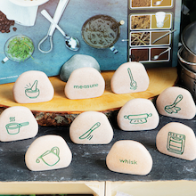 Mud Kitchen Process Stones  medium