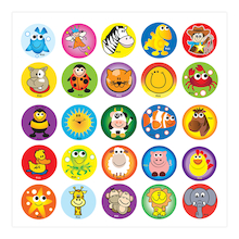 Early Years Bumper Variety Sticker Pack  medium