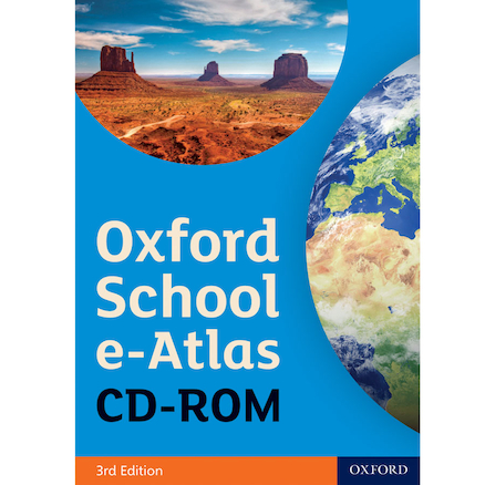 Oxford Primary E Atlas  large