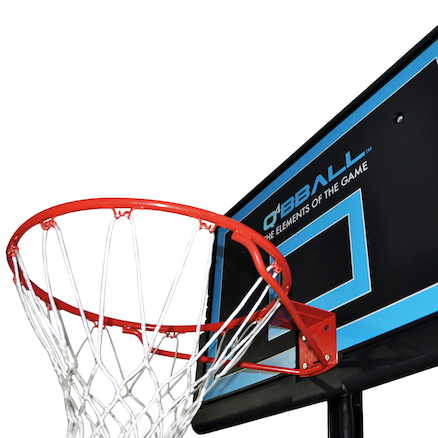 Q4 Kompetitor Portable Basketball System  large
