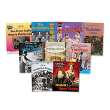 Victorian Life Book Pack 10pk  medium