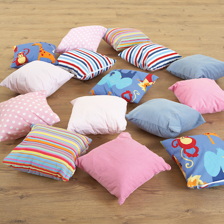 Indoor Floor Cushions 15pk  large
