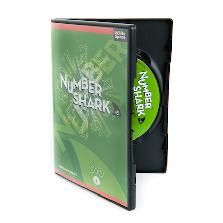 NumberShark 5 CDROM Single User Licence  large