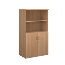 Cupboard and Shelving Combination Units  medium