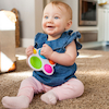 Dimple Hand Held Baby Manipulative Board  small