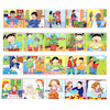 Story Sequencing Jigsaws 8pk  small