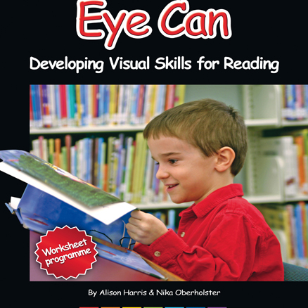 Eye Can Visual Skills Assessment For Reading Book  large