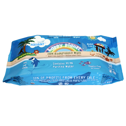 Eco Water Baby Wipes  large