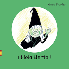 Berthe The Witch Spanish Story Books  medium