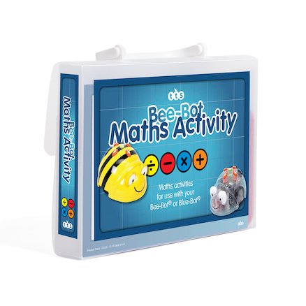 Bee\-Bot Maths Activity Cards  large