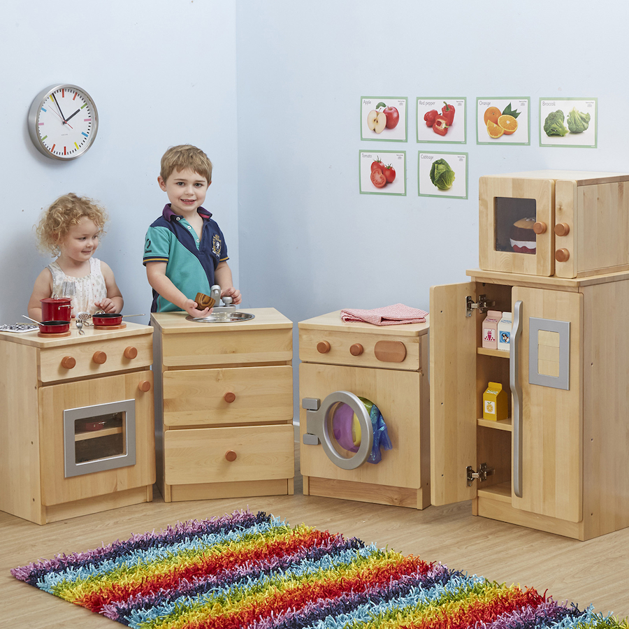 play kitchen accessories buy hardwood play kitchen units tts 1547