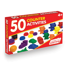 50 Counter Activities  medium