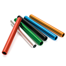 Junior Aluminium Relay Batons 6pk  medium
