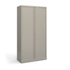 Contract Tambour Lockable Storage Cupboard  small