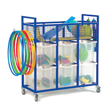 Multi Purpose Sports Trolley  medium