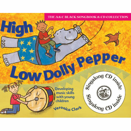 High Low Dolly Pepper CD  large